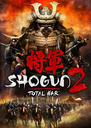 Total War: SHOGUN 2 - The Hattori Clan Pack (DLC) Steam Key GLOBAL