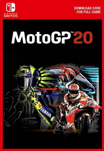 MotoGP 20 (Nintendo Switch) eShop Key EUROPE