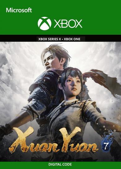 Xuan-Yuan Sword VII XBOX LIVE Key ARGENTINA