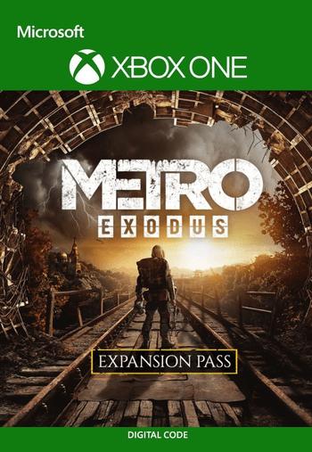 Metro Exodus Expansion Pass (DLC) XBOX LIVE Key EUROPE