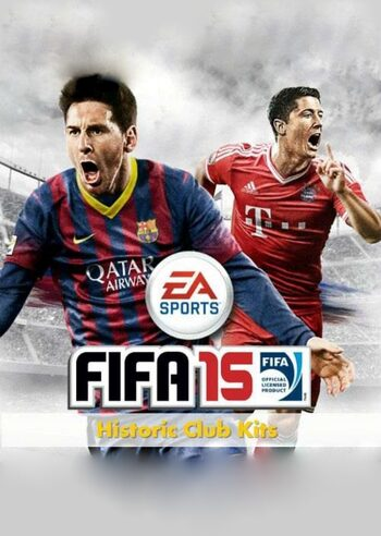 FIFA 15 - Historic Club Kits (DLC) Origin Key GLOBAL