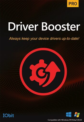 Driver Booster 8 PRO Digital Download Key GLOBAL
