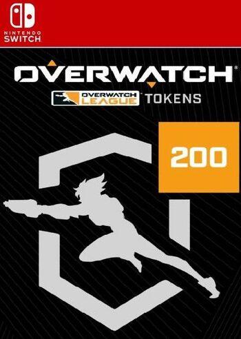 Overwatch - 200 League Token (DLC) (Nintendo Switch) eShop Key EUROPE