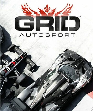 Grid: Autosport (Black Edition) Steam Key GLOBAL