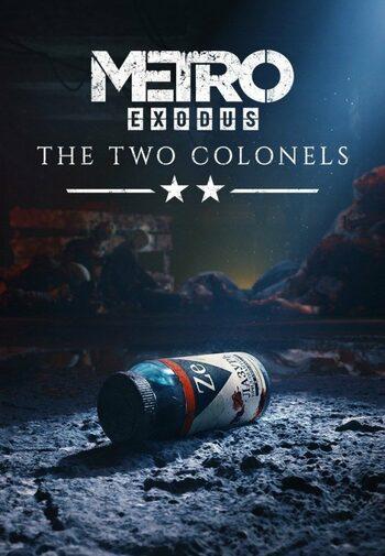 Metro Exodus: The Two Colonels (DLC) Steam Key GLOBAL
