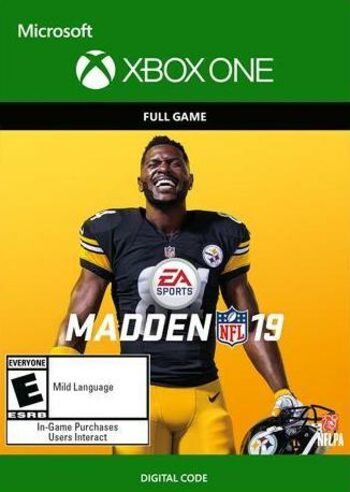 Madden NFL 19 (Xbox One) Xbox Live Key GLOBAL