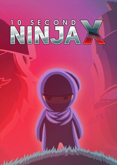 10 Second Ninja X Steam Key GLOBAL