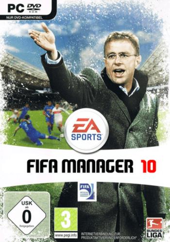 FIFA Manager 10 Origin Key GLOBAL