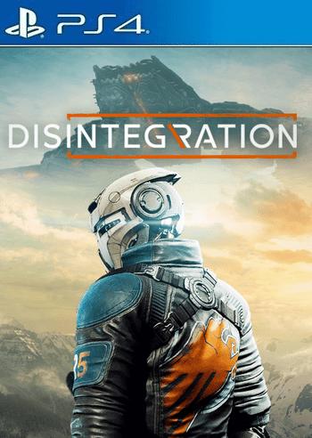Disintegration (PS4) PSN Key EUROPE