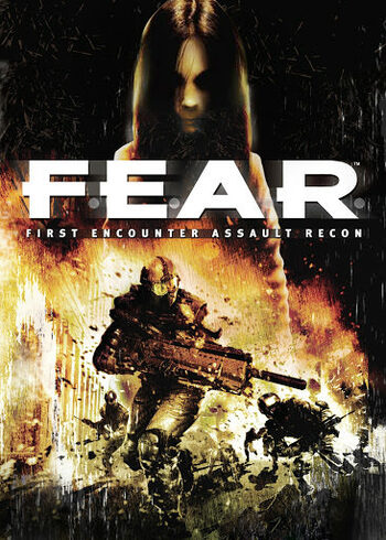 F.E.A.R Steam Key GLOBAL