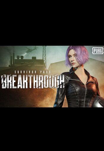 PUBG-Survivor Pass : Breakthrough (DLC) Steam Key GLOBAL