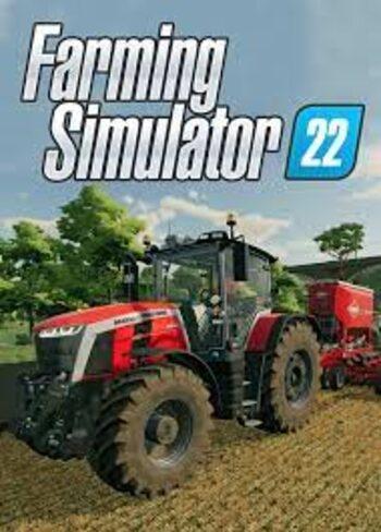 Farming Simulator 22 Steam Key GLOBAL