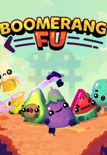 Boomerang Fu Steam Key EUROPE