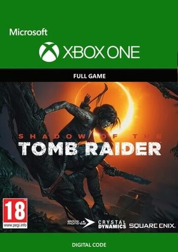Shadow of the Tomb Raider (Xbox One) Xbox Live Key GLOBAL