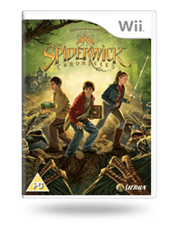 The Spiderwick Chronicles Wii
