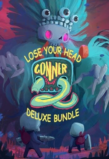 GONNER2 - Lose your Head Deluxe Bundle Steam Key GLOBAL