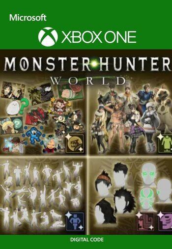 Monster Hunter: World - DLC Collection (DLC) XBOX LIVE Key UNITED STATES