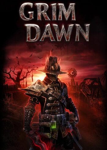 Grim Dawn Definitive Edition GOG.com Key GLOBAL