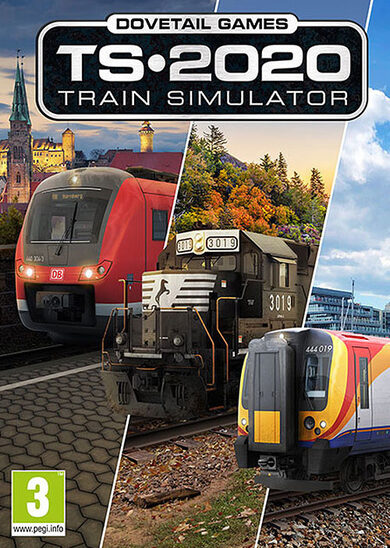 Train Simulator: CSX AC6000CW Loco (DLC) Steam Key GLOBAL фото