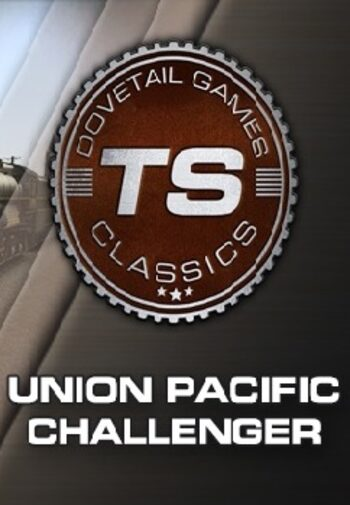 Train Simulator: Union Pacific Challenger (DLC) Steam Key GLOBAL