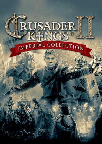 Crusader Kings II: Imperial Collection Steam Key GLOBAL
