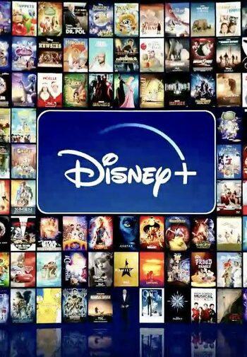 Disney Plus 1 Year Subscription Key UNITED STATES