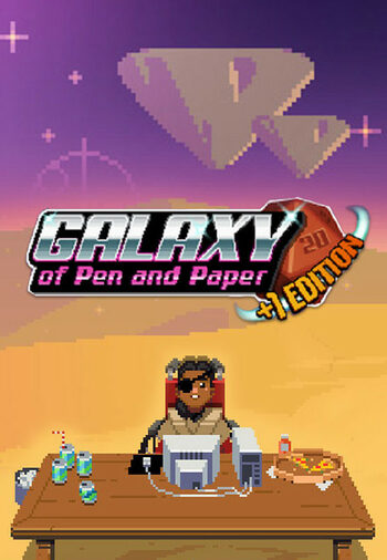Galaxy of Pen & Paper +1 Steam Key GLOBAL