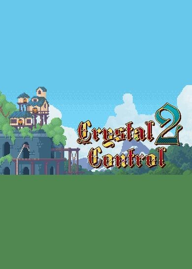 Crystal Control II Steam Key GLOBAL
