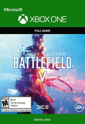 Battlefield 5 Deluxe Edition (Xbox One) Xbox Live Key GLOBAL