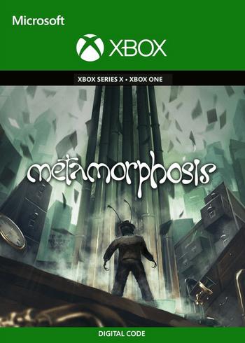 Metamorphosis XBOX LIVE Key EUROPE