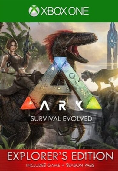 ARK Survival Evolved Explorer Collectors Edition Xbox One