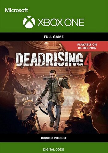 Dead Rising 4 (Xbox One) Xbox Live Key UNITED STATES