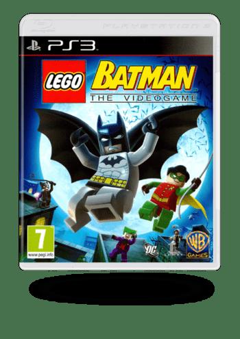 LEGO Batman PlayStation 3