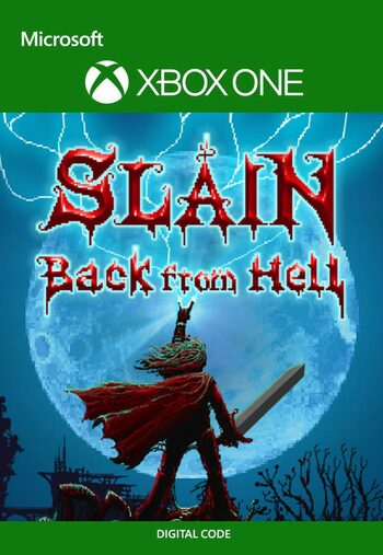 Slain: Back from Hell (Xbox One) Xbox Live Key UNITED STATES
