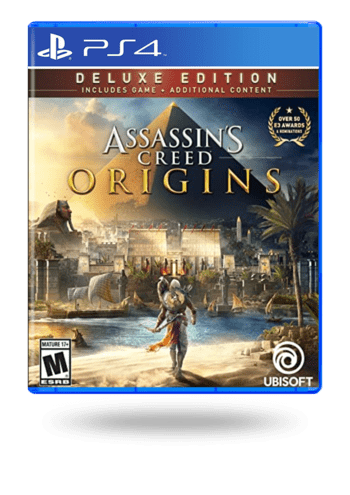 Assassin's Creed Origins Deluxe Edition PlayStation 4
