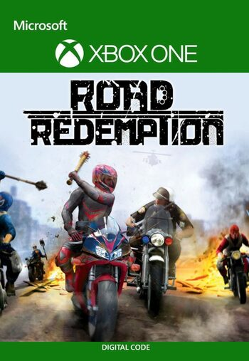 Road Redemption XBOX LIVE Key UNITED STATES