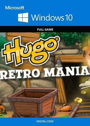 Hugo Retro Mania - Windows 10 Store Key EUROPE
