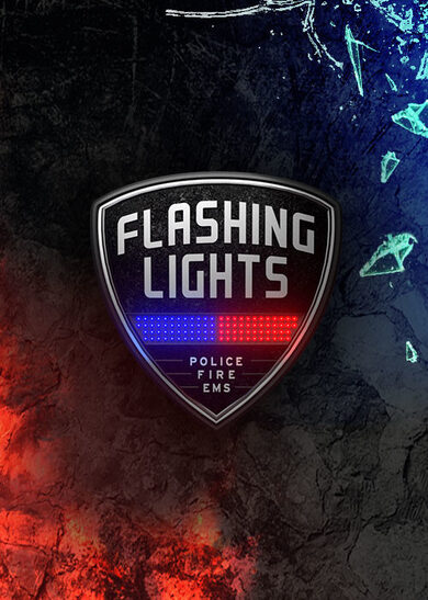 Flashing Lights - Police, Fire, EMS Steam Key GLOBAL