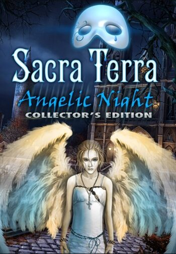 Sacra Terra: Angelic Night: Collector's Edition Steam Key GLOBAL