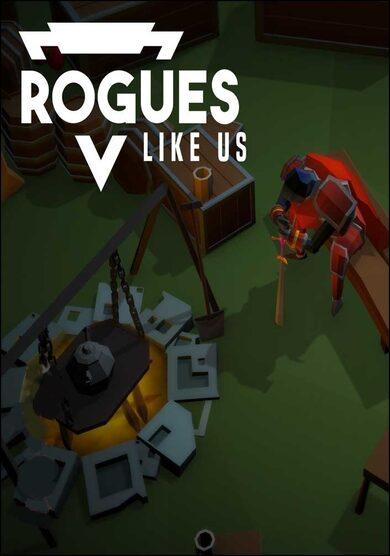 Rogues Like Us Steam Key GLOBAL