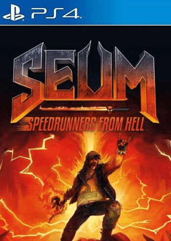 Seum: Speedrunners From Hell (PS4) PSN Key UNITED STATES