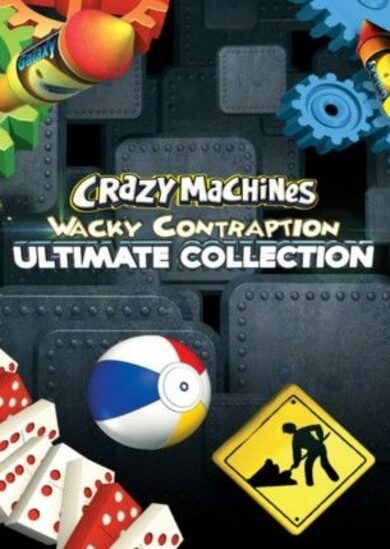 Crazy Machines: Wacky Contraption Ultimate Collection Steam Key GLOBAL