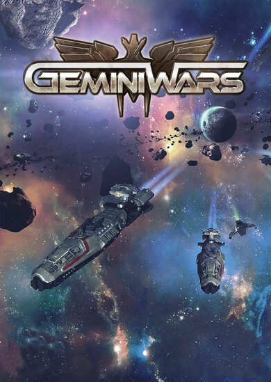 Gemini Wars Steam Key GLOBAL