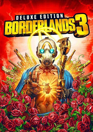Borderlands 3 Deluxe Edition Epic Games Key NORTH AMERICA
