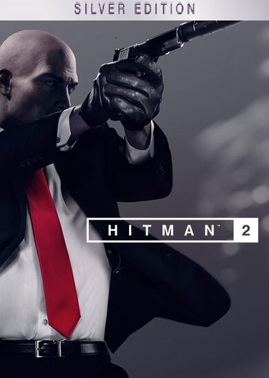 HITMAN 2 Silver Edition Steam Key GLOBAL