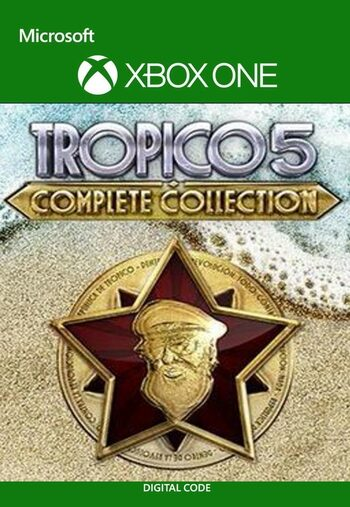 Tropico 5 - Complete Collection XBOX LIVE Key UNITED STATES