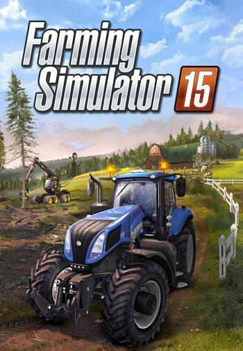 Farming Simulator 15 Official Website Key GLOBAL