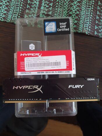 Kingston hyperx furry 3200mhz 32GB (1x 32GB) DDR4 for sale