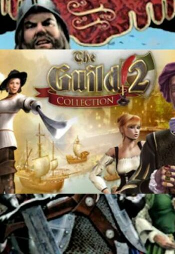 The Guild 2 Collection Steam Key GLOBAL