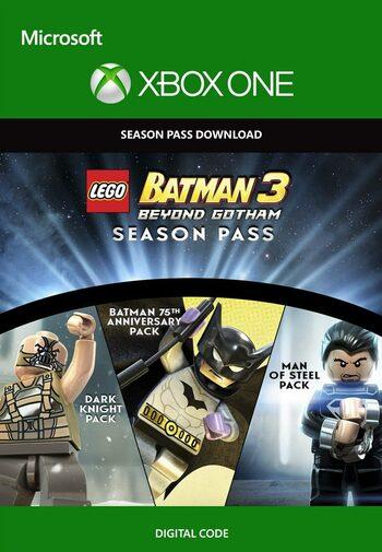 LEGO: Batman 3 Season Pass (DLC) XBOX LIVE Key UNITED STATES